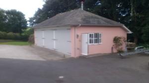 Garage Roseland peninsula